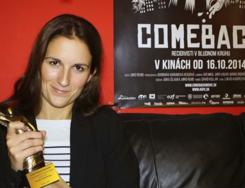 Comeback has won The Main Prize for The Best Foreign Film